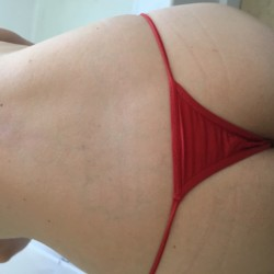 My girlfriend's ass - Angie