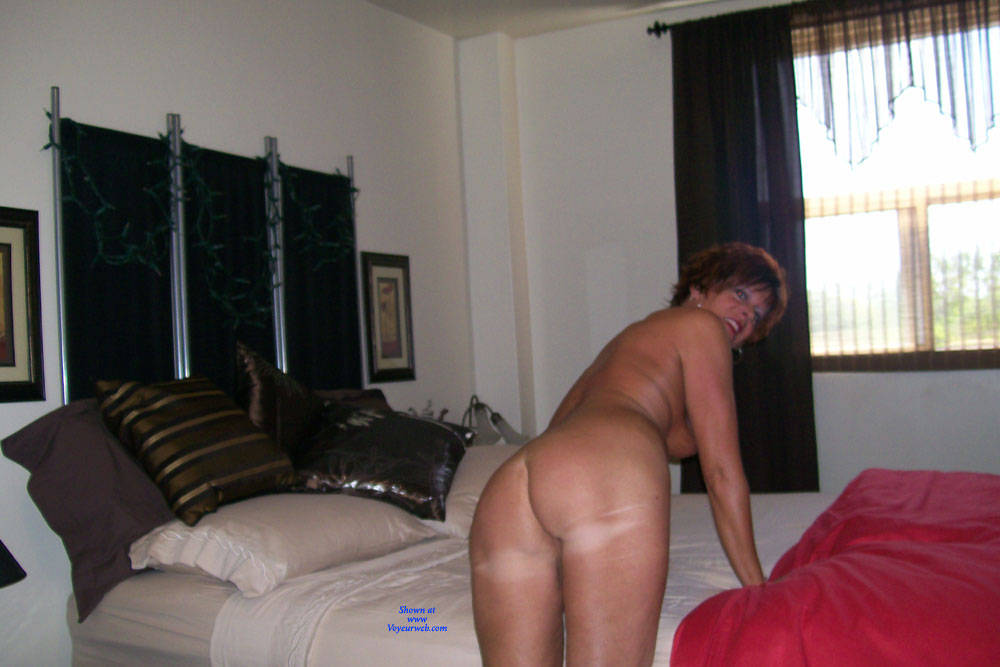 Pic #7 Tan And Delicious - Nude Wives, Mature, Redhead, Shaved, Amateur