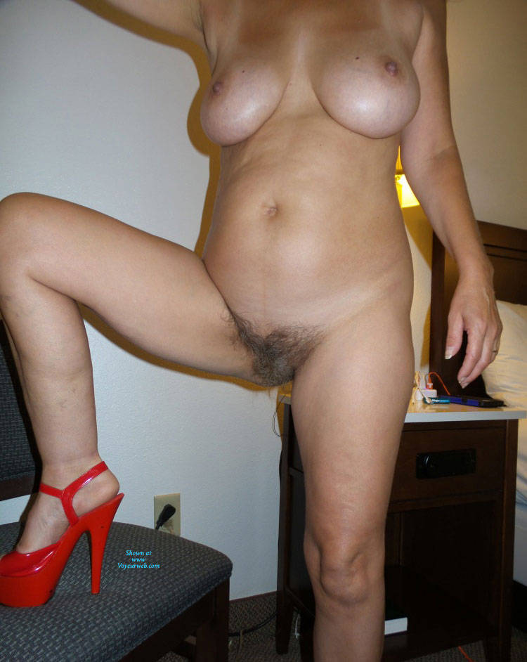 Pic #2 All Natural Mature Friend - Nude Friends, Big Tits, High Heels Amateurs, Mature, Bush Or Hairy