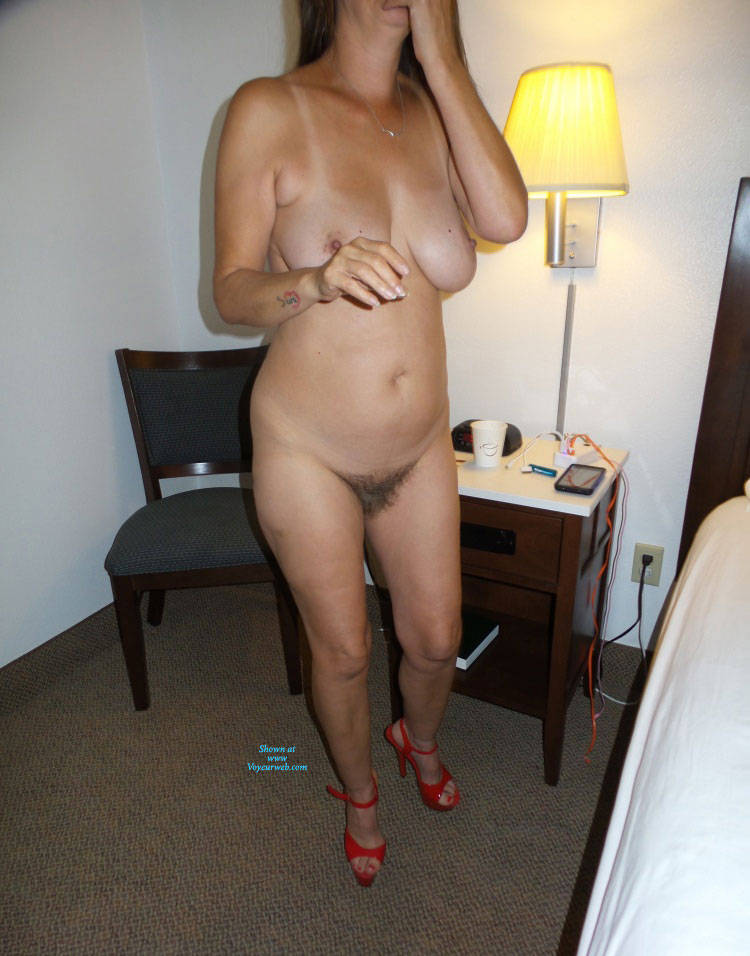 Pic #3 All Natural Mature Friend - Nude Friends, Big Tits, High Heels Amateurs, Mature, Bush Or Hairy
