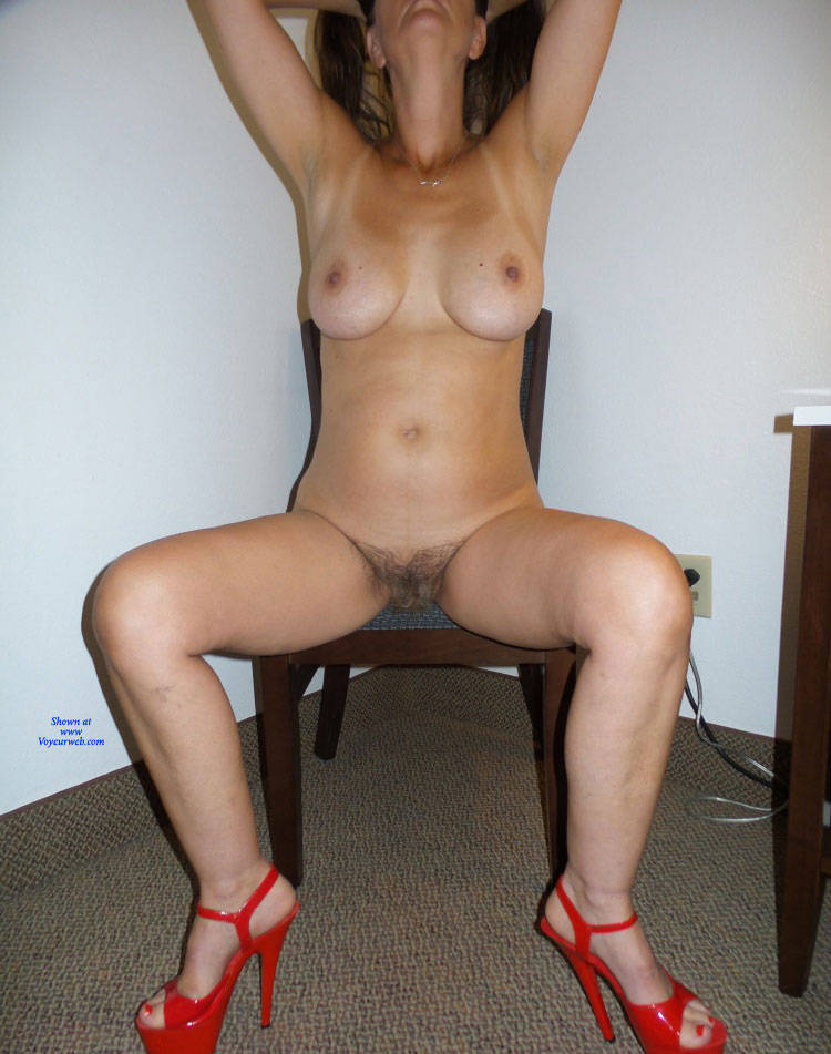Pic #4 All Natural Mature Friend - Nude Friends, Big Tits, High Heels Amateurs, Mature, Bush Or Hairy