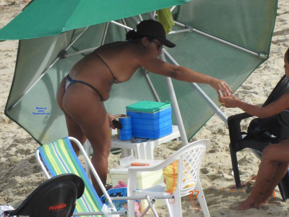 Pic #6 Janga Beach - Beach, Outdoors, Bikini Voyeur