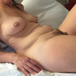 Large tits of my wife - Bare1