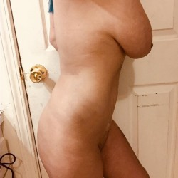 Large tits of my wife - Sexy wife