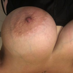 Large tits of my girlfriend - Fitty