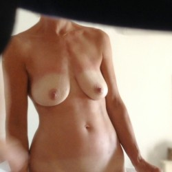 Medium tits of my wife - AAA Sandy
