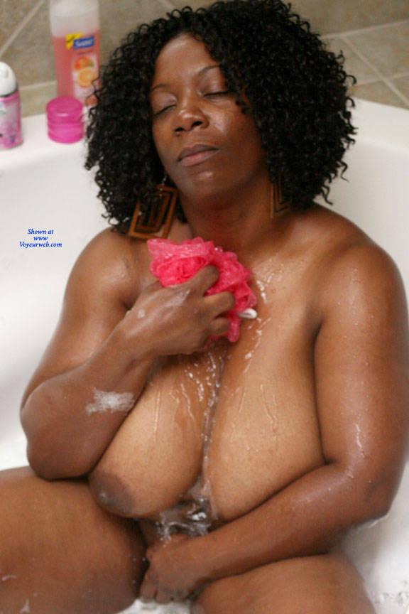 Soap tits
