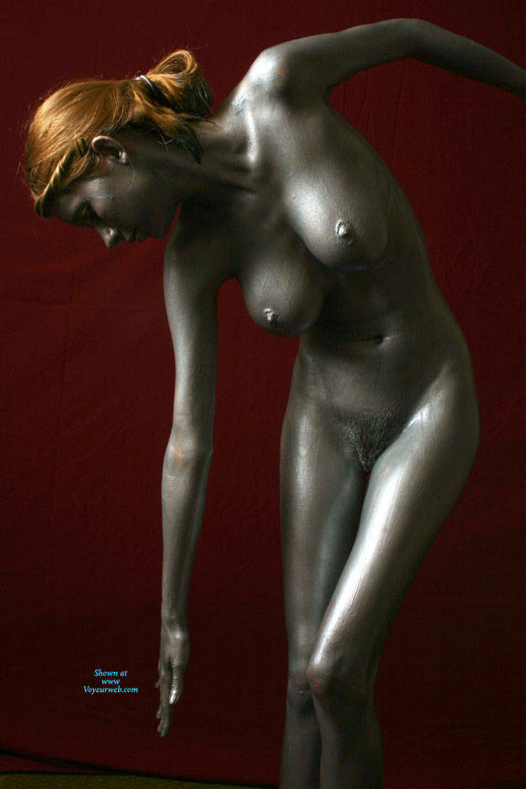 Celeb Nude Statues Gif