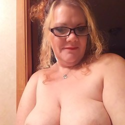 Large tits of my wife - Danielle
