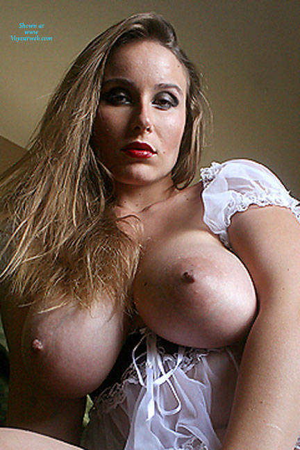 Pic #7 White Breasts - Big Tits, Bush Or Hairy, Amateur