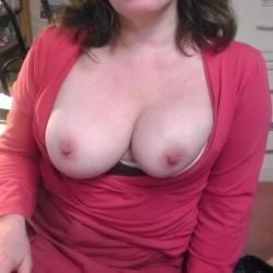 Medium tits of my girlfriend - Katrina