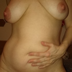 Large tits of my wife - Wife2