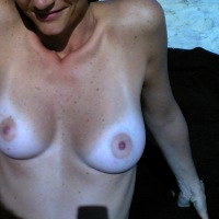 Medium tits of my wife - ka99