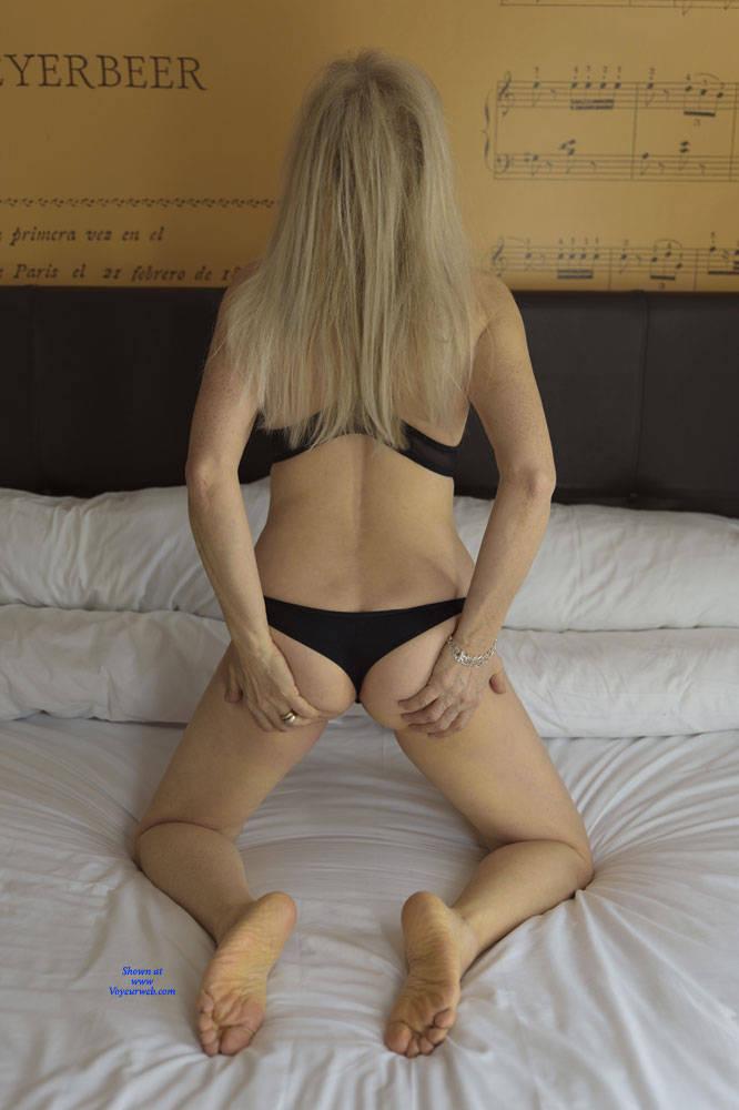 Pic #4 Sexy Underwear - Blonde, Lingerie, Amateur