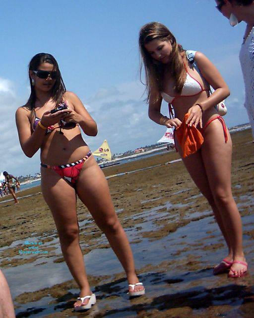 Pic #3 Porto Beach 01 - Beach, Outdoors, Bikini Voyeur