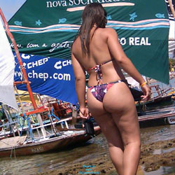 Porto Beach 02 - Beach, Outdoors, Bikini Voyeur
