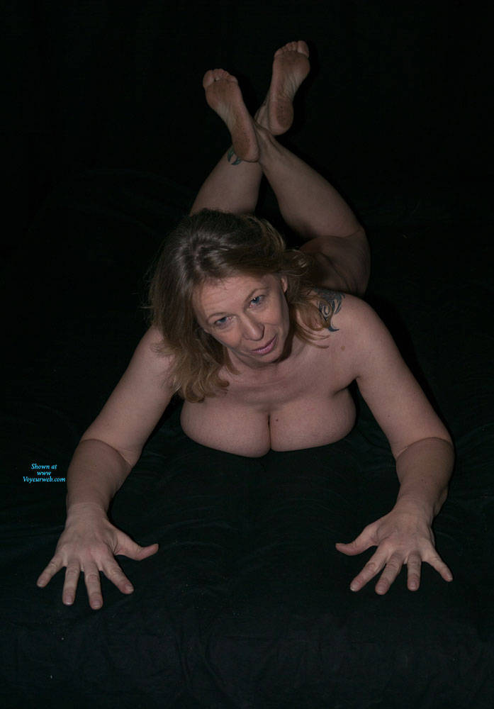 Pic #2 Busty Anne - Nude Amateurs, Big Tits, Mature