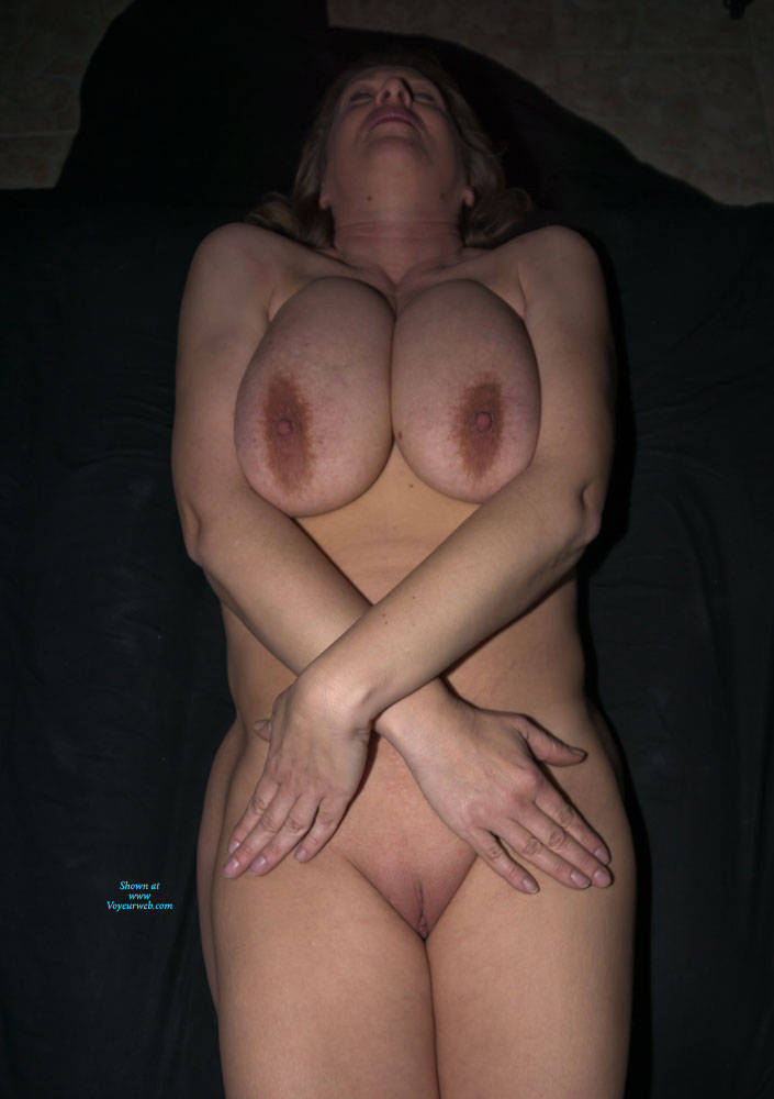 Pic #3 Busty Anne - Nude Amateurs, Big Tits, Mature