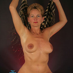 Studio And Nude Shots - Big Tits, Hairy Bush, Nude Wife, Amateur