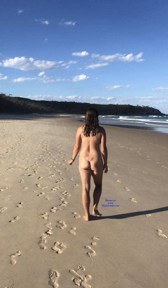 Pic #6 Mother Of 3 - Some Other Beach Photos - Nude Amateurs, Beach, Big Tits, Mature, Outdoors
