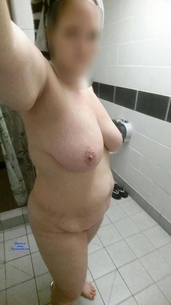 Pic #2 Hot Redhead Trucker - Nude Amateurs, Big Tits, Mature