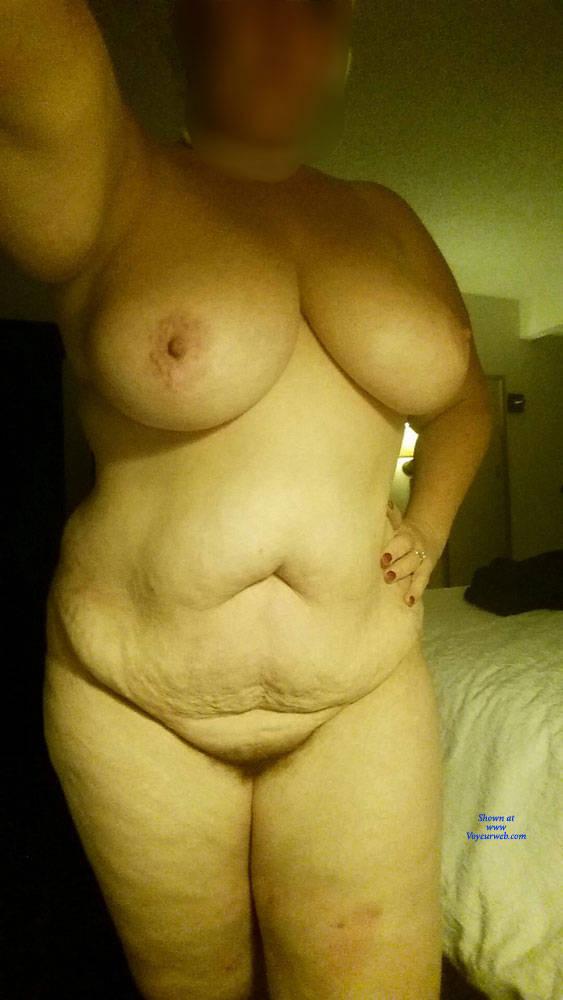 Pic #4 Hot Redhead Trucker - Nude Amateurs, Big Tits, Mature