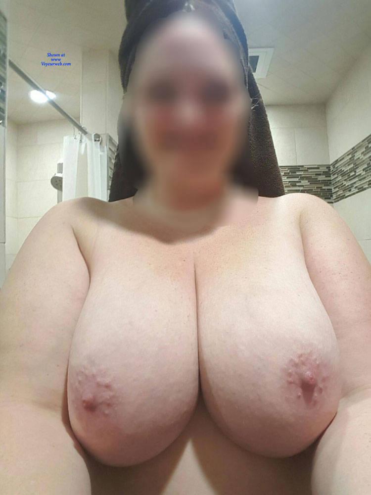 Pic #7 Hot Redhead Trucker - Nude Amateurs, Big Tits, Mature