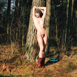 Bush In Bush - Nude Girls, Outdoors, Bush Or Hairy, Amateur, Nature