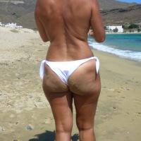 My wife's ass - Mat