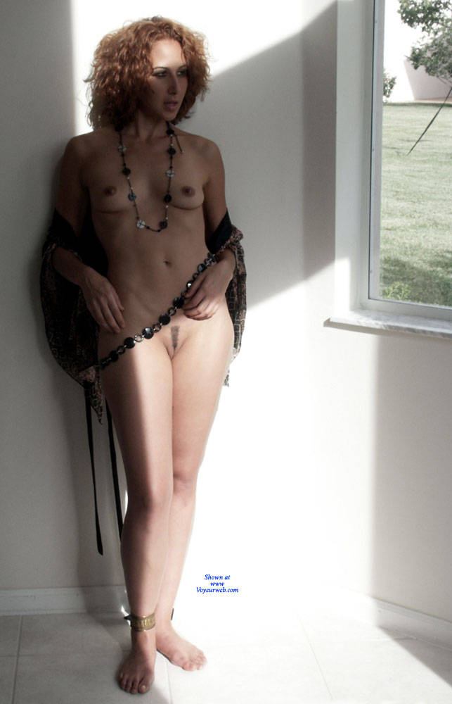 My Wife Shoots Nudes With A Different Photographer - April -8055