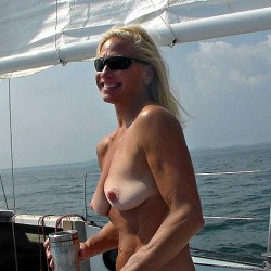 My medium tits - CRISSY