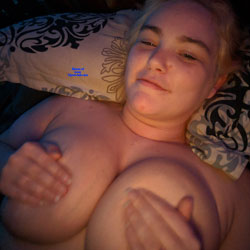 Late Night - Big Tits, Amateur