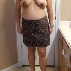 Large tits of my wife - LatinNikka