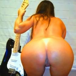 My wife's ass - Mrs Finoli