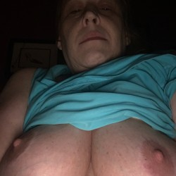 My large tits - Lonelywife