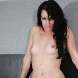Big Meaty Pussy - Brunette Hair, Perfect Tits, Naked Girl, Amateur