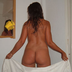 My Wife In Pure State - Nude Wives, Brunette, Amateur