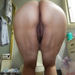 My wife's ass - Mary D
