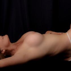 Medium tits of my girlfriend - Deborah (Deby)