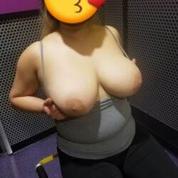 Large tits of my wife - Young Slut Wife