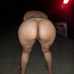 My wife's ass - Young Wife