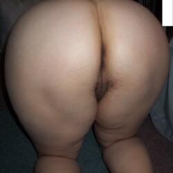 My girlfriend's ass - ready for sex