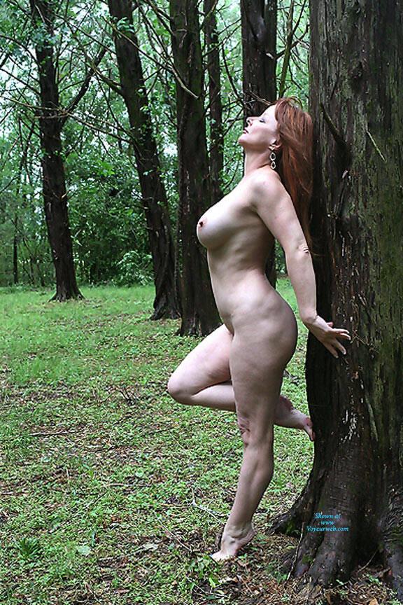 Curvy Mature Big Tits - Curvy Trees - May, 2019 - Voyeur Web
