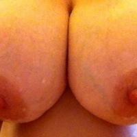 My extremely large tits - Sexylady