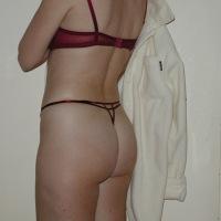 My wife's ass - My