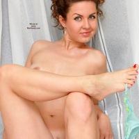 Nicole - Redhead, Lingerie
