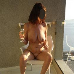 Nude On Balcony - Nude Girls, Big Tits, High Heels Amateurs, Mature, Outdoors