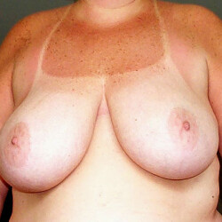 Extremely large tits of a neighbor - Tallkat