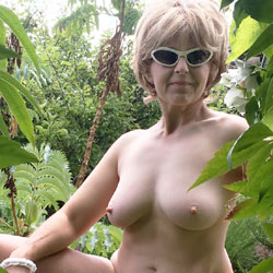 Lady Bee's Garden Of Delights - Nude Amateurs, Big Tits, Mature, Outdoors, Bush Or Hairy