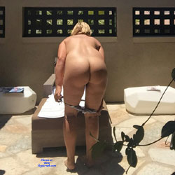 Milf Hotwife Big Tits Ass Bathing Suit Slut - Big Tits, Mature, Outdoors, Amateur